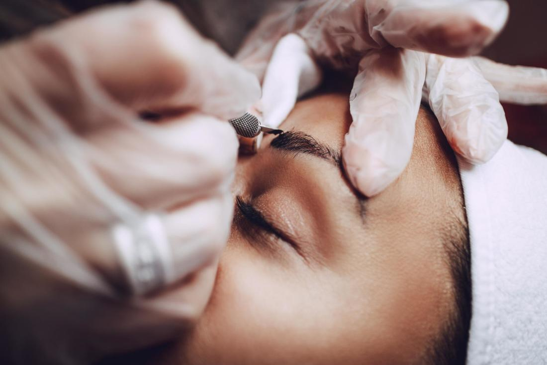 This is a picture of microblading NYC.